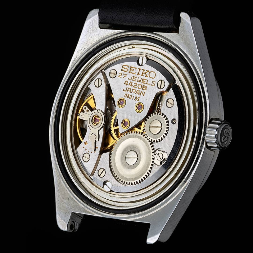 The Grand Seiko 4420B movement