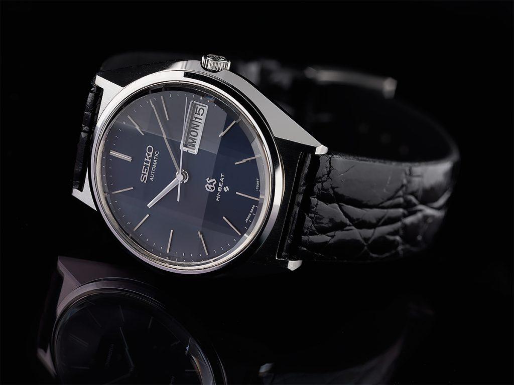Grand Seiko 5646-7010 - blue dial