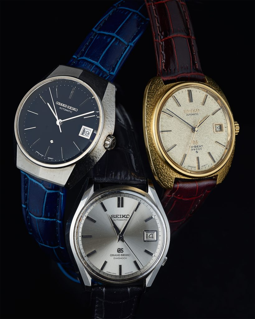 Three watches available this week on Yahoo Japan auctions
