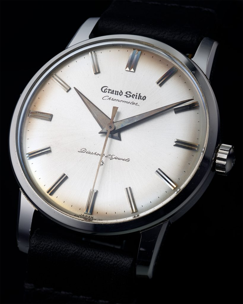 Grand Seiko First Stainless Steel